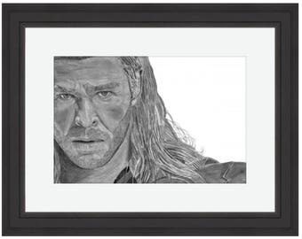 Thor A3 Matt Print