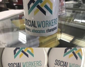 Social Work Month mugs 2018