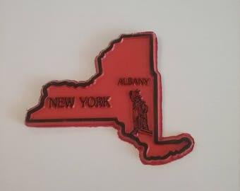New York State Vintage Magnet