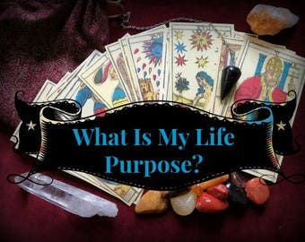 LIFE PURPOSE and 6 MONTH Forecast! An In-Depth/Detailed look into who you are and what to expect coming up!