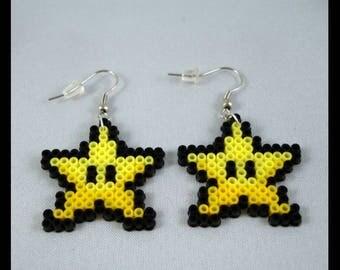 Invincible Super Star Earrings