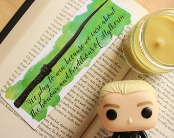 Personal Harry Potter Bookmark