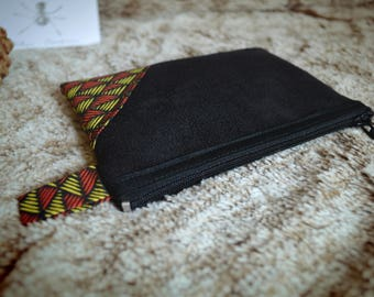 Wallet daim papyrus patterns