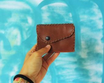 Red Tiger Eye wallet