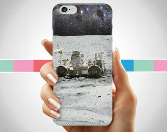 Moon iPhone case, space iPhone case, iPhone 8, iPhone 7, iPhone 6, iPhone 7 plus, iPhone 6 plus, Samsung Galaxy S8, Note 8, S7, S6, S6 edge