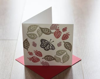Pringles Nature Inspired Greeting Cards