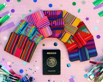 Porta-pasaporte de cambaya