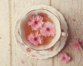Jasmine Cherry Blossom Tea
