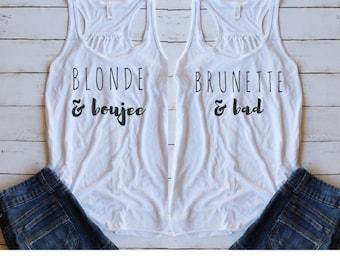 Blonde & Brunette Set