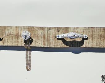 Wood Jewlery Holder, Wood Jewelery Organizer