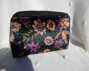 makeup bag. beauty case. cosmetic bag. travel case.
