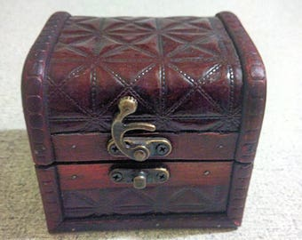 Decorative box vintage Russian