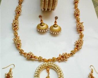 Hand made jwellery