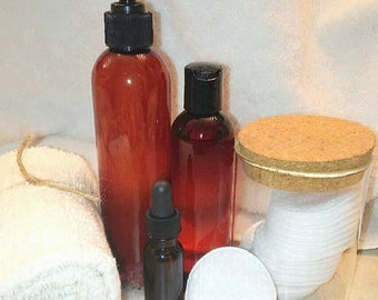 All Natural oily Skin Cleanser