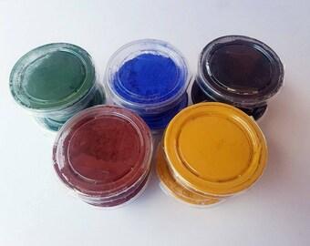 Dry Pigments (5 colors)