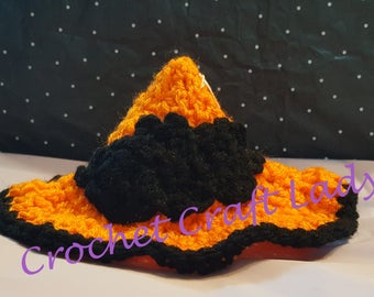 Batty Witch hat