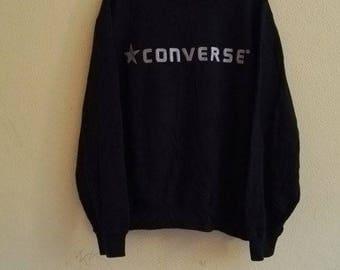 Vintage Converse Sweatshirt Big logo