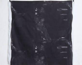 Nani Iro Beau Yin Yang Japanese Fabric Peinture II - cotton sateen - 50cm