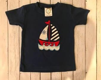 Custom appliqué t shirts