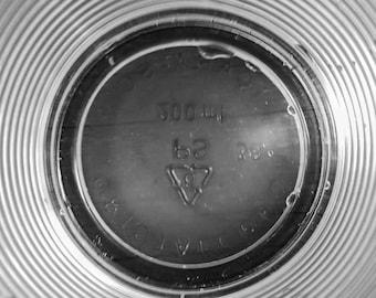 Original fine art photography print - Fundo do Copo (black and white cup)