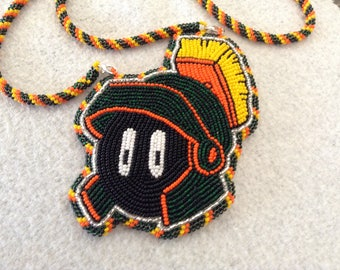 Marvin the Martian Space Jam edition Necklace & Pendant