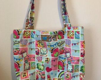 Shopkins Tote Bag