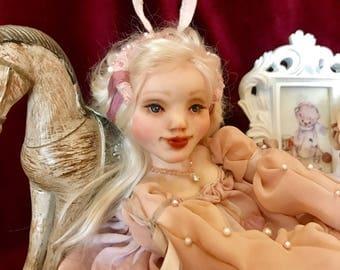 Boudoir doll Alina