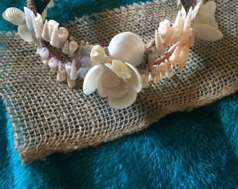 Seashell Headband