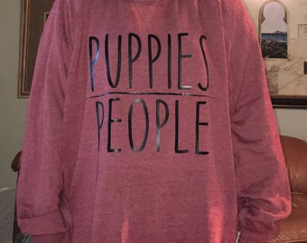 Puppies Over People Shirt