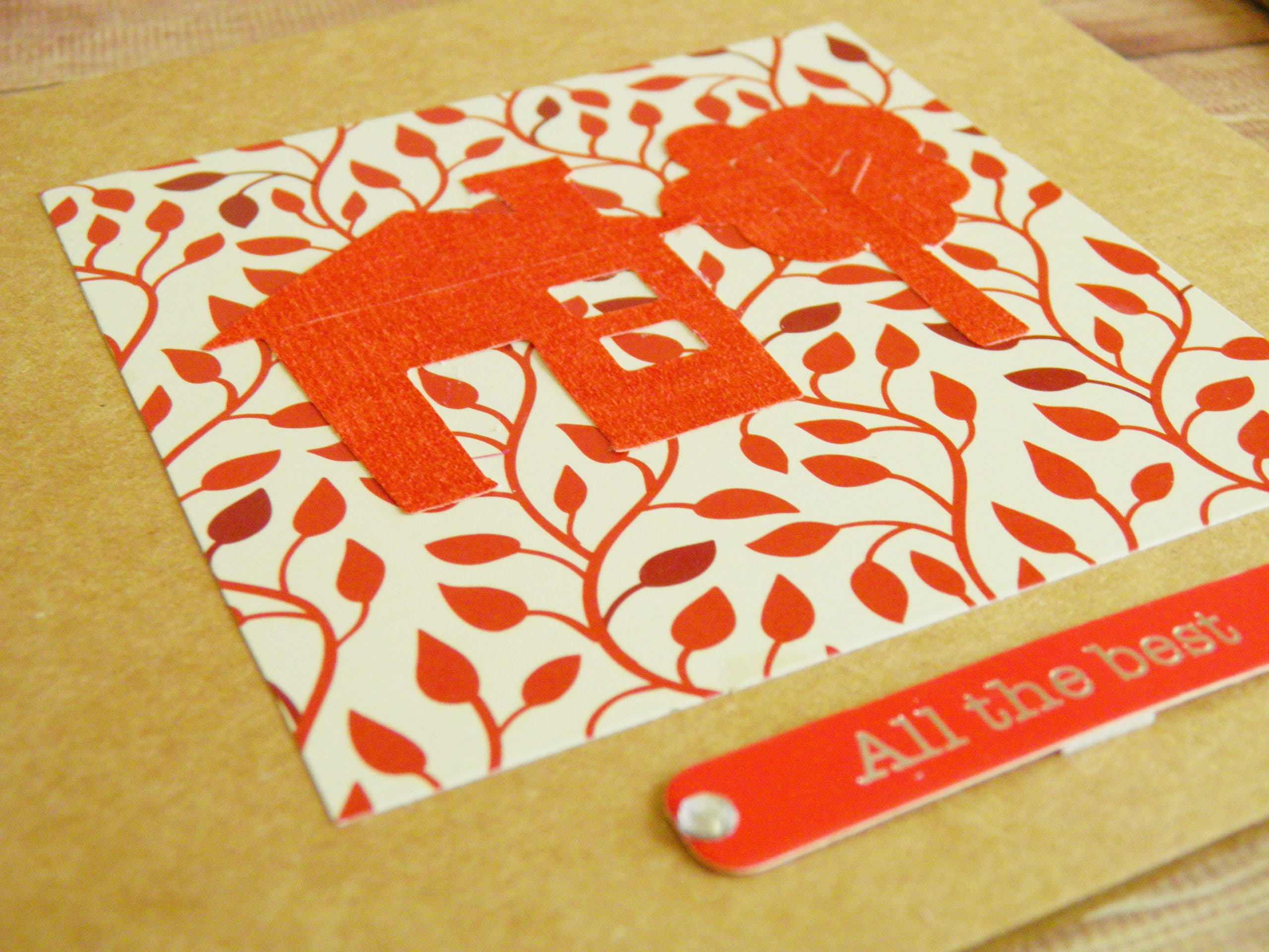 Red house handmade housewarming card handmade paper crafts red house handmade housewarming card handmade paper crafts congratulations new house kristyandbryce Image collections