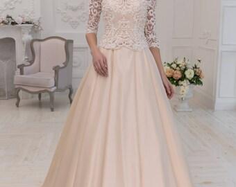 Wedding dress wedding dress bridal gown HOLLY