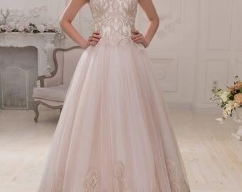 Wedding dress wedding dress bridal gown GOLDA