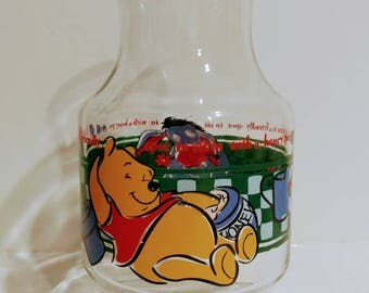 Disney Winnie the Pooh and friends carafe