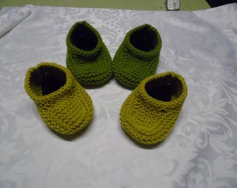 Booties Canadian colors to choose sizes 42 to 44