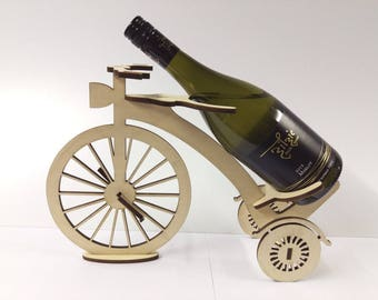 Bicycle Wine Bottle Holder Stand table decoration