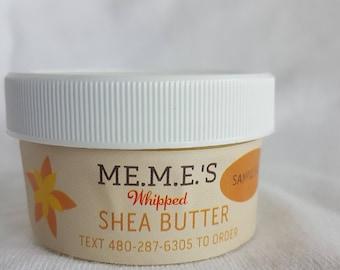 Whipped Shea Butter 1oz