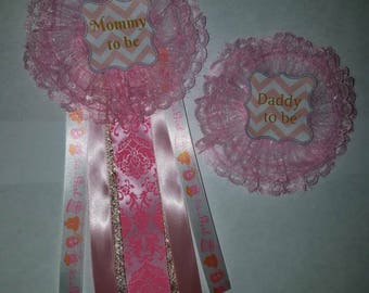 Mommy to be pin set