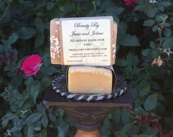 Honey & Oatmeal (Soap)