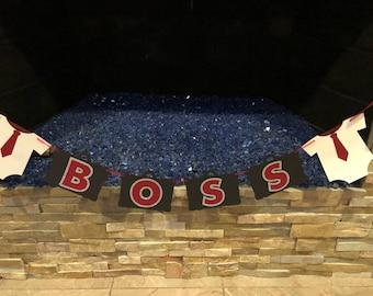 Boss Baby - BOSS Banner/Highchair Banner