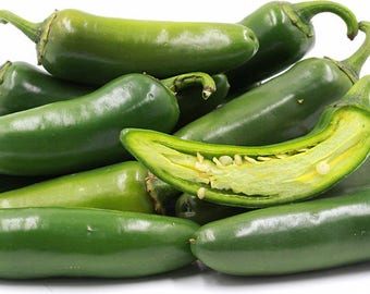 Jalapeno Chile Pepper Seeds Super Non Gmo Heirloom Vegetable Seeds 100x