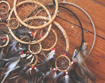 Assorted Vintage Dreamcatchers (Choose from 5)