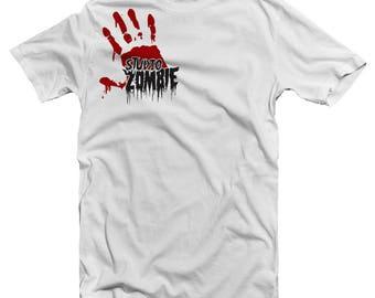 Studio Zombie Hand Print T-Shirt