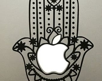 Hamsa Hand laptop decal - for Mac