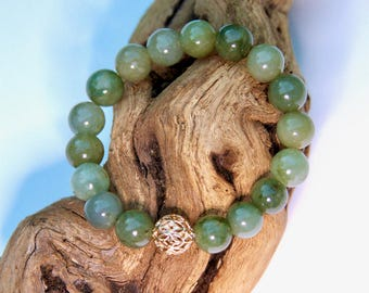 Jade Yoga Bracelet