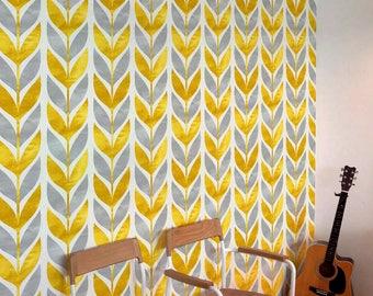 style pattern vintage wallpaper self adhesive wall mural wall covering peel