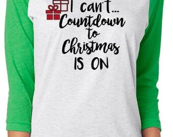 I can't... Countdown to Christmas is on