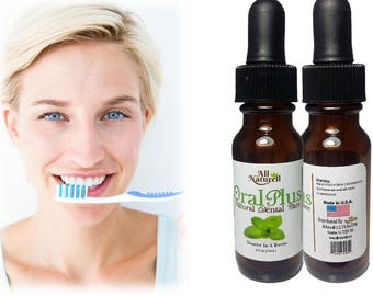 OralPlus - 100% Natural Instant Toothache Relief and Treatment