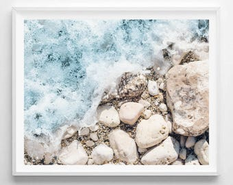 Ocean Print, Ocean Photo, Beach Print, Ocean Art, Beach Photo, Beach Art, Beach Poster, Beach Wall Art, Beach Printable, Beach Digital Print