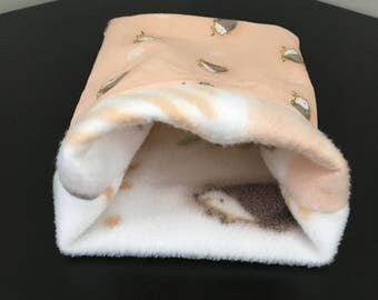 Snuggle Sack - Pouch for Hedgehog or Other Small Animals