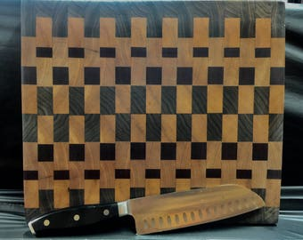 Cutting board (true end grain)
